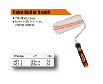 Picture of 195312 Finder painting roller brush 10''/1*24