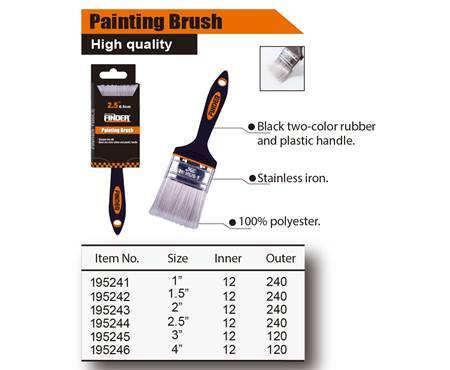 Picture of 195241 painting brush 100%polyester(1'')/1*360