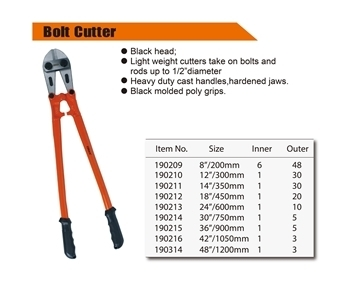 "Picture of 190211 Finder CRV,Bolt cutter(14"""")/1*30"