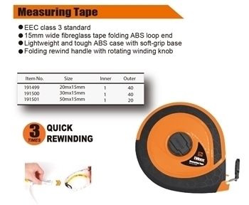 Picture of 191500 Finder measuring tape(30m*15mm)/1*40