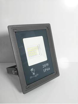 Picture of IRON FLOOD LIGHT FLG20W/1*40