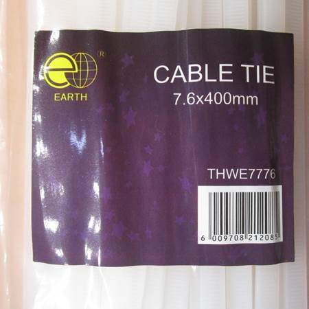 Picture of THWE7776 cable tie 7.6*400mm/1*50