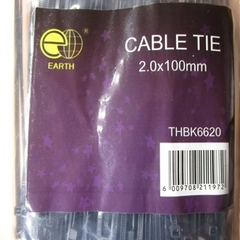 Picture of THBK6620 cable tie 2.0*100mm/1*220