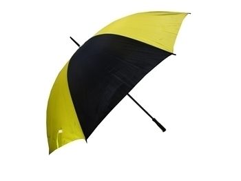 Picture of 10562-6 75#umbrella black&yellow/1*60