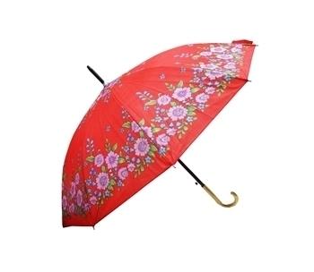 Picture of 10562-4 54# flower umbrella/1*60