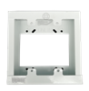 Picture of BOX-004 EXT BOX 4*4 WHITE/1*90