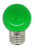 Picture of LED COLOR BULB 3W E27/1*100