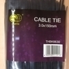 Picture of THBK6630 cable tie 3.0*150mm/1*180