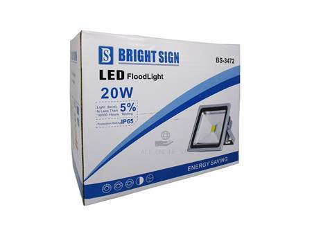 Picture of BS-3472 20W LED Flood Light/1*20