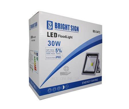Picture of BS-3473 30W LED Flood Light/1*10