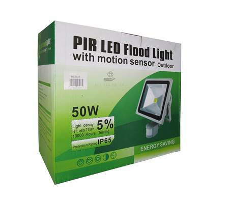 Picture of BS-3478 50w LED flood light with sensor/1*10