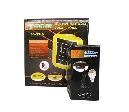 Picture of BS-3518 SOLAR PANEL/1*60