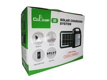 Picture of BS-3637 SOLAR CHARGING SYSTEM/1*16