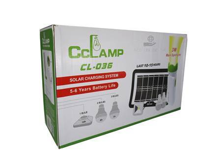 Picture of BS-3638 SOLAR CHARGING SYSTEM/1*30