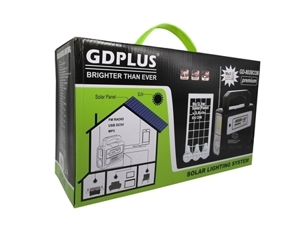 Picture of BS-3641 SOLAR LIGHTING SYSTEM/1*16