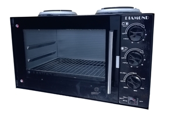 Picture of Diamond oven 28L Spiral/1*1