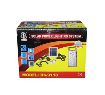 图片 BS-3710 Solar lighting system/1*12