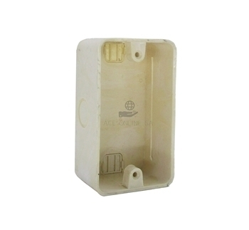 Picture of PVC WALL BOX 4*2/1*210