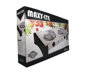 Picture of MX-STC MAXY-LTE ss double stove/1*5