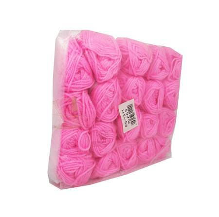 Picture of PS-7311 PINK WOOL/1*40