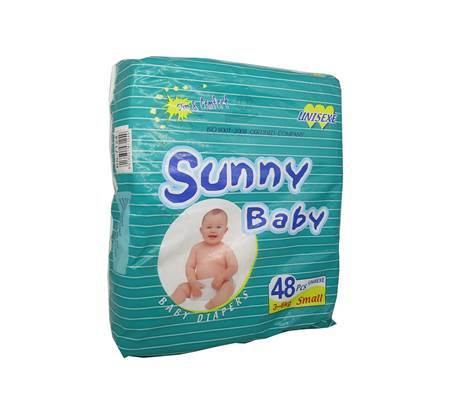 Picture of BS-7124 S/SUNNY DIAPERS/1*6