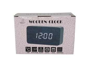 Picture of BS-3565 WOODEN CLOCK/1*60