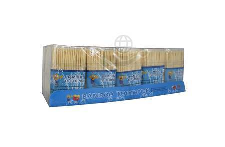 Picture of BS-7439 bamboo toothpick 10p/1*40