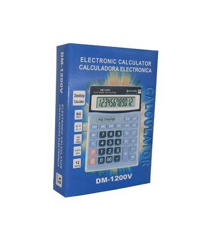 Picture of DM-1200V(4896calc)/1*90