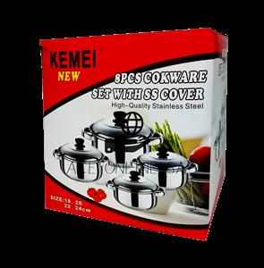 Picture of K333 Casserole pot 8pcs/1*8