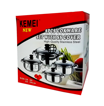Picture of K333 Casserole pot 8pcs/1*8