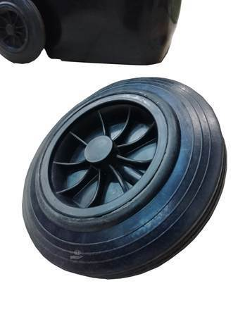 Picture of Wheelie bin wheel(2pcs)/1*1