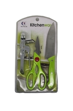 Picture of 62018 KITCHEN SET 3PC/1*144