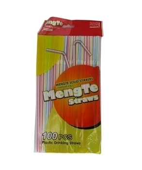 Picture of BS-7513 Plastic straws/1*100