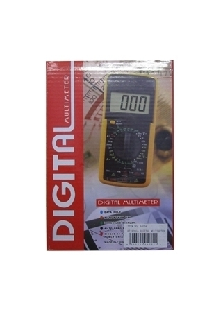 Picture of 64004 DT-9205A digital multineter/1*200