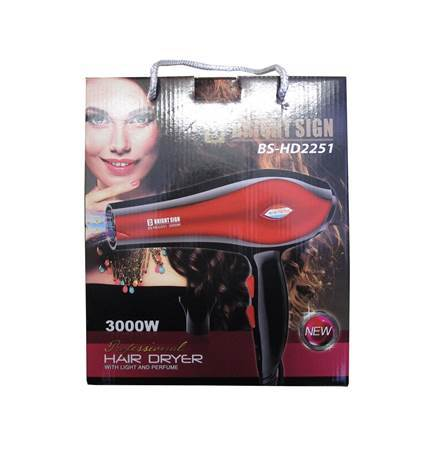 Picture of BS-3687 HAIR DRYER/1*24