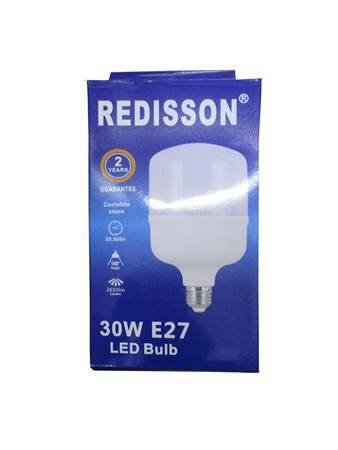 Picture of 30W E27 LED BULB RED/1*24