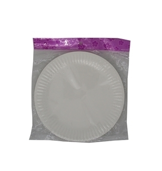 Picture of BS-7525 10pcs paper plate/1*300