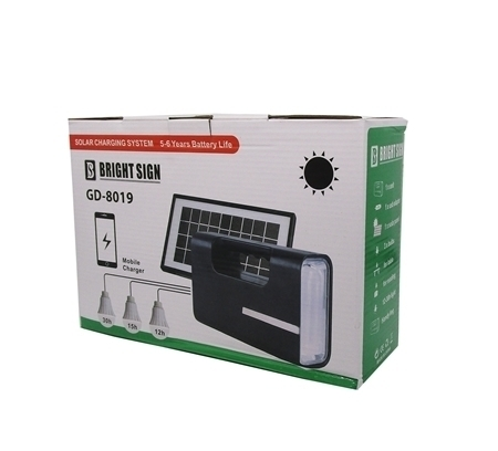 Picture of BS-3640 solar charging system/1*10