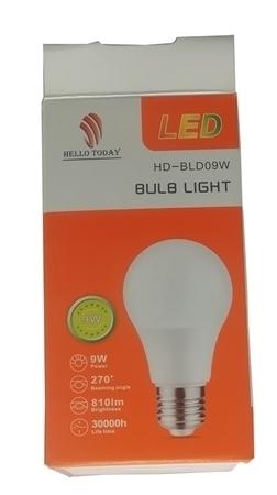 Picture of HD-BLD09W BULB LIGHT B22/1*100