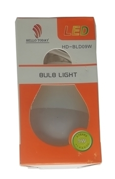 Picture of HD-BLD09W BULB LIGHT E27/1*100