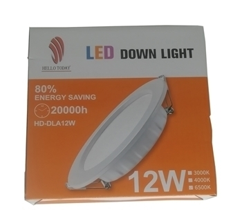 Picture of HD-DLA12W Down light/1*60