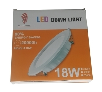 Picture of HD-DLA18W Down light/1*30