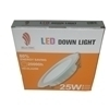 Picture of HD-DLA25W Down light/1*30