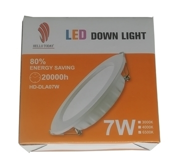 Picture of HD-DLA7W Down light/1*100