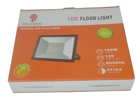Picture of HD-FLA100W 100W flood light/1*10