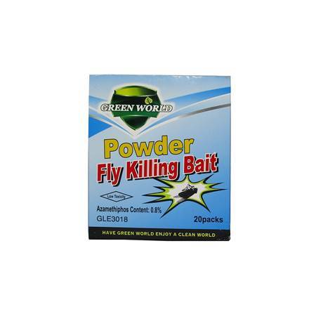 Picture of GLE3018 Fly Killing Bait GREEN WORLD/1*90
