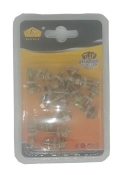 Picture of BS-0463 5.5*19 16P Hexagon tail nails/1*144