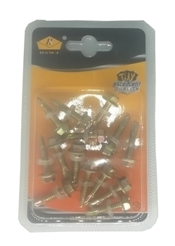 Picture of BS-0464 5.5*25 14P Hexagon tail nails/1*144