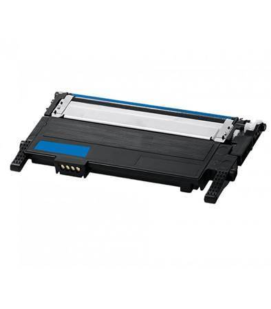Picture of TONER FOR SAM CLT407S CYAN
