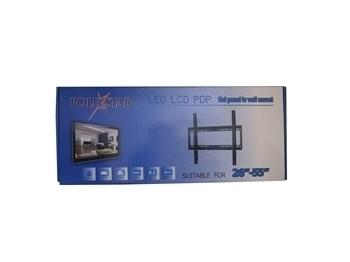 "图片 BS-2538 TV WALL MOUNT 26""-55""/1*20"